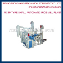 MCTP mini rice mill machine